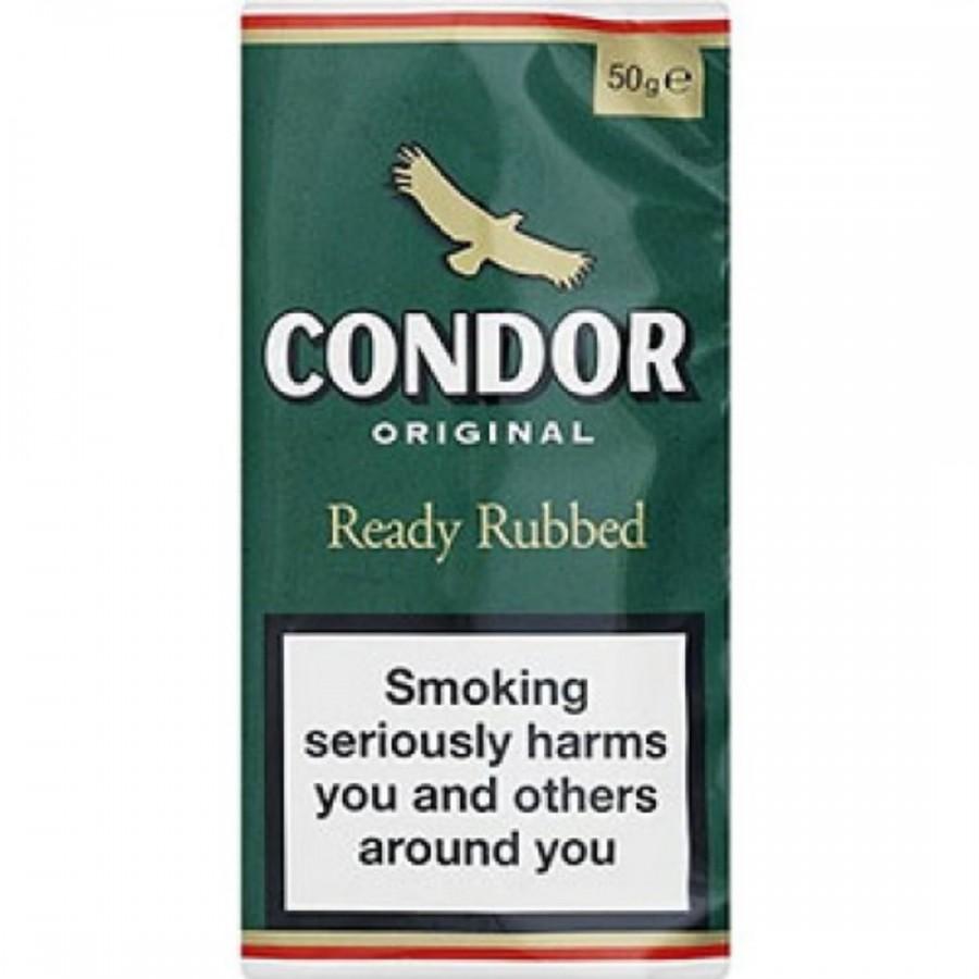 Condor Ready Rubbed