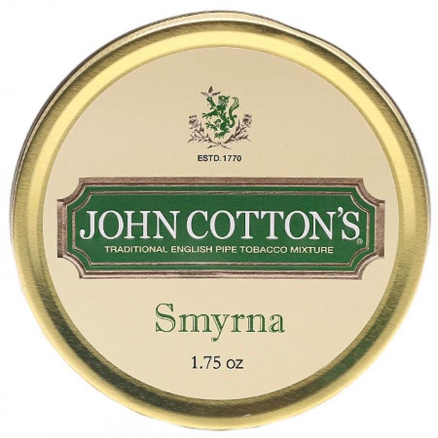 John Cotton's Smyrna