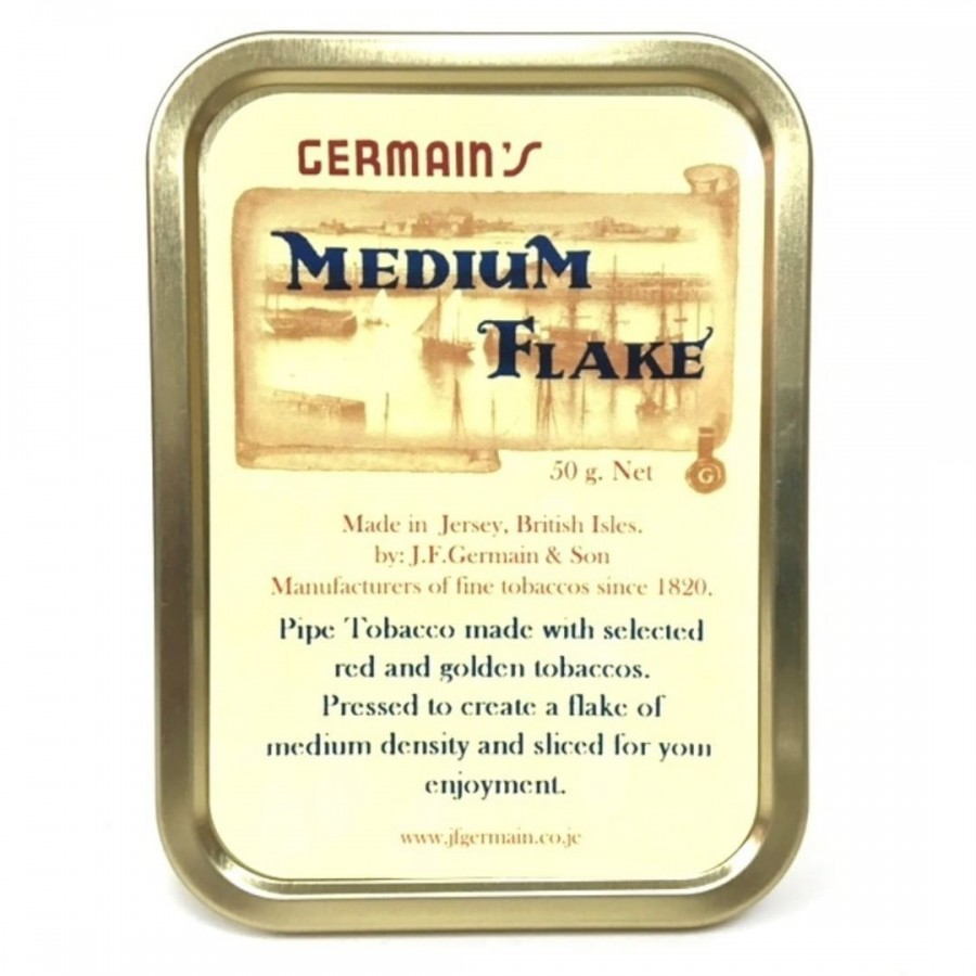 Medium Flake