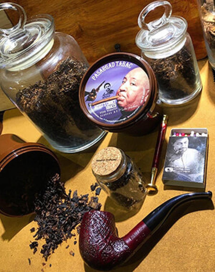 توتون پیپ artists choice tobacco
