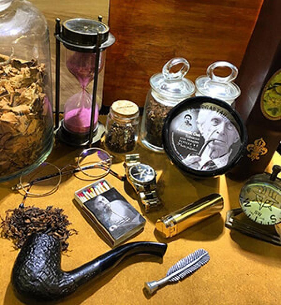 توتون پیپ Aromatic Oak Tobacco