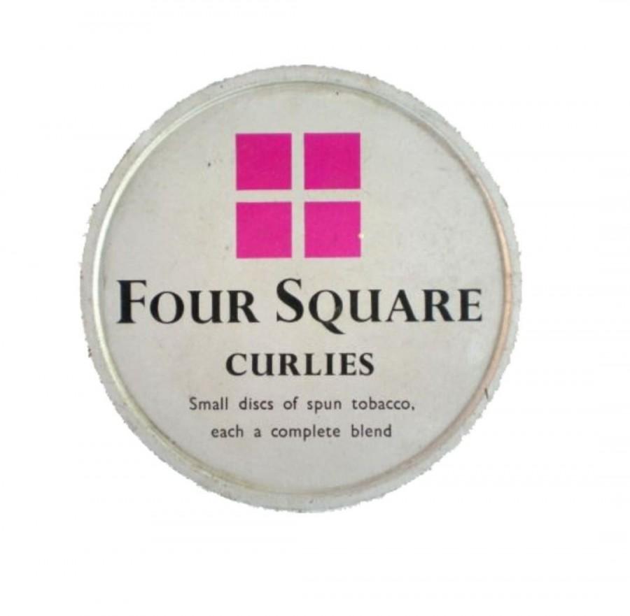 Four Square Curlies