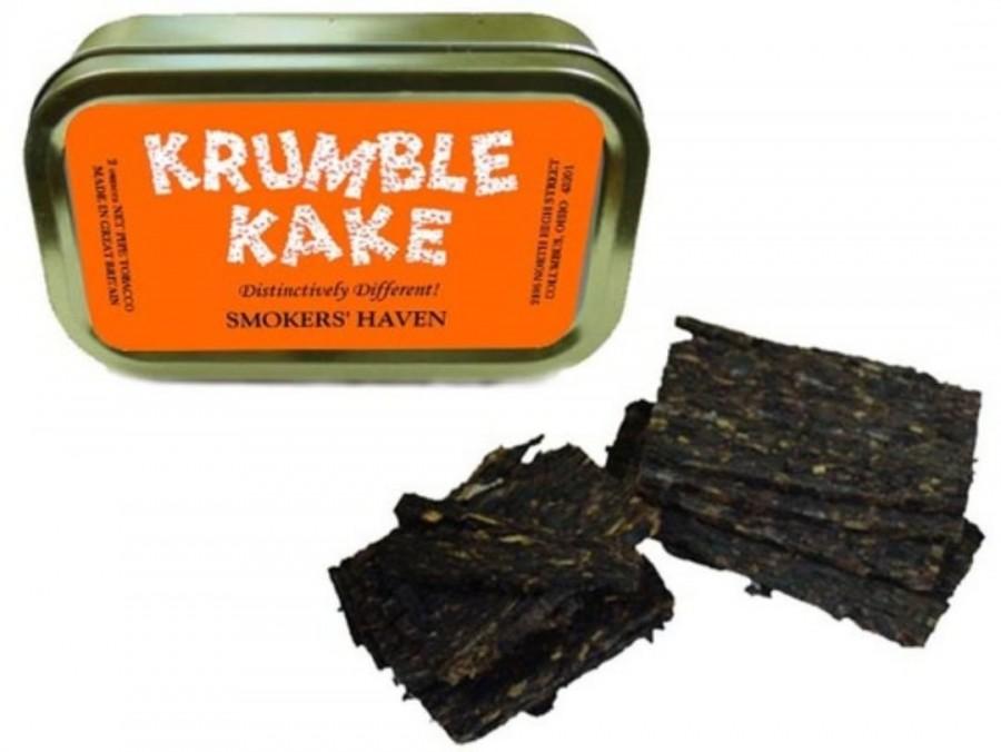 Krumble Kake