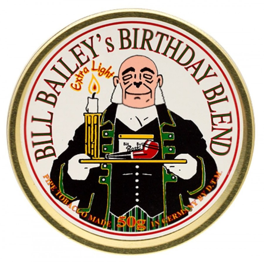 Bill Bailey's Birthday Blend