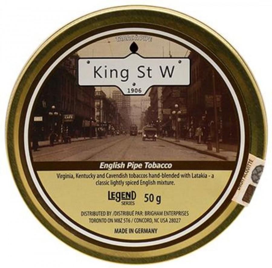 King St W 1906