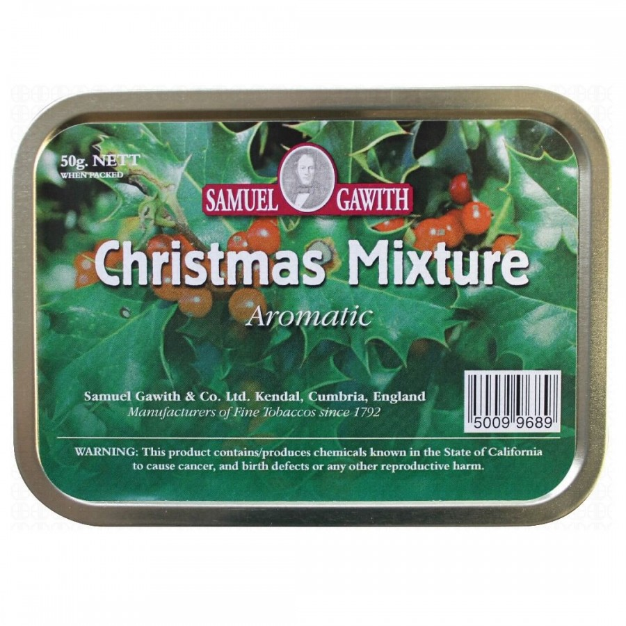 Christmas Mixture
