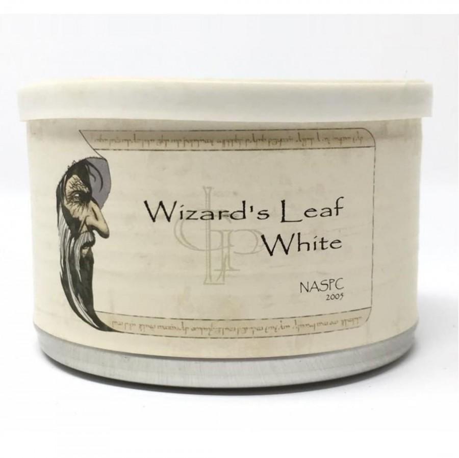 Wizard's Leaf White