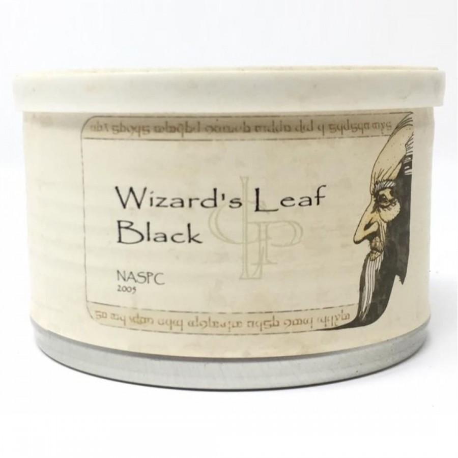 Wizard's Leaf Black